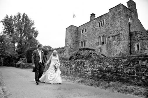 Romantic weddings devon
