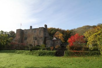 Photo of Bickleigh Castle Taken from Castle Grounds