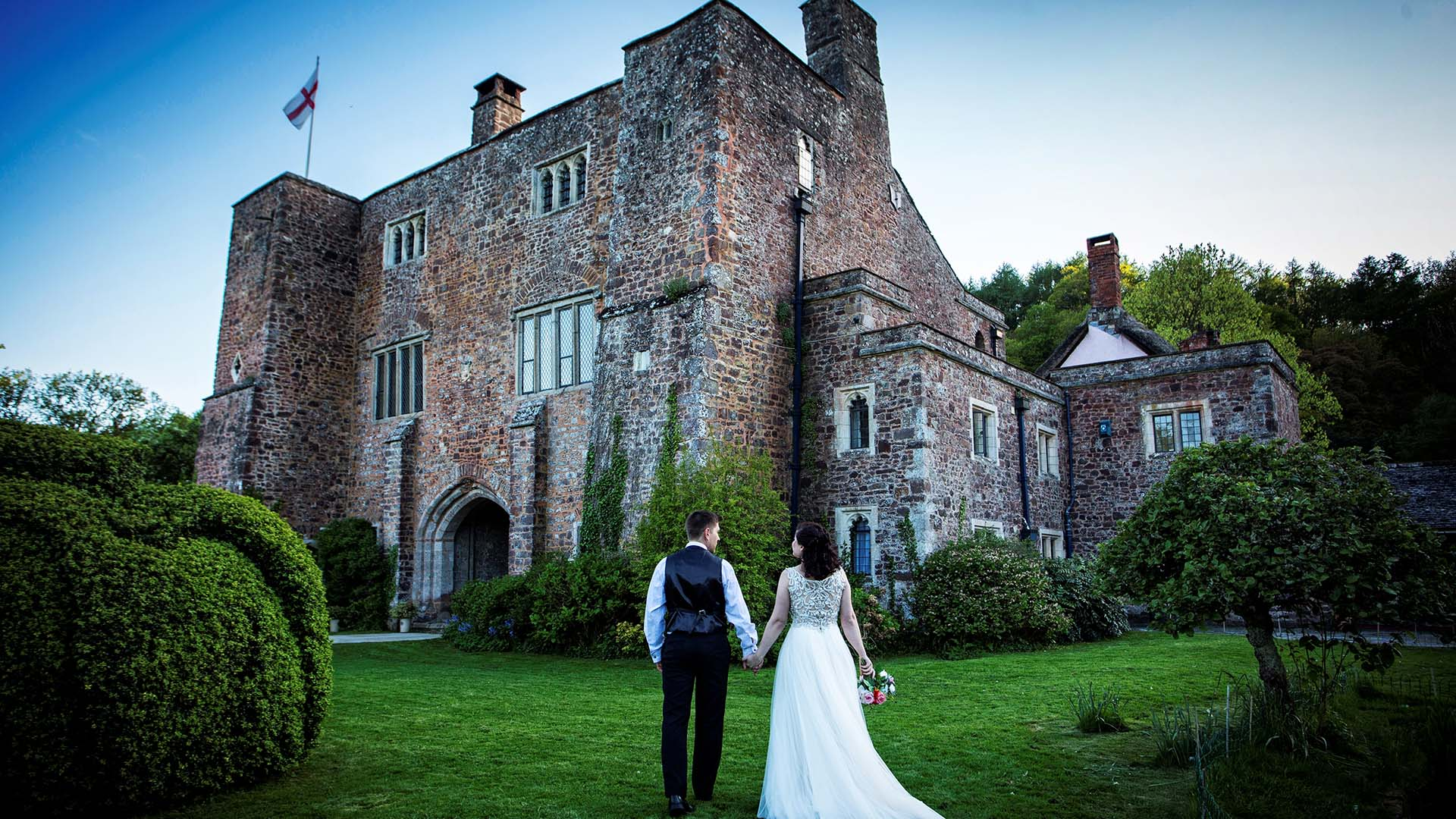 Outdoor Weddings Bickleigh, Tiverton, Devon